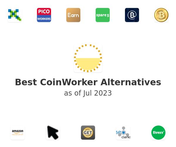 Best CoinWorker Alternatives