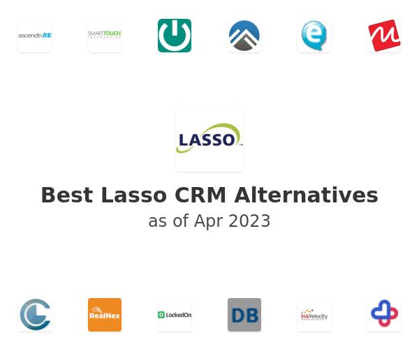 Best Lasso CRM Alternatives