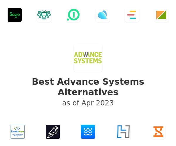 Best Advance Systems Alternatives