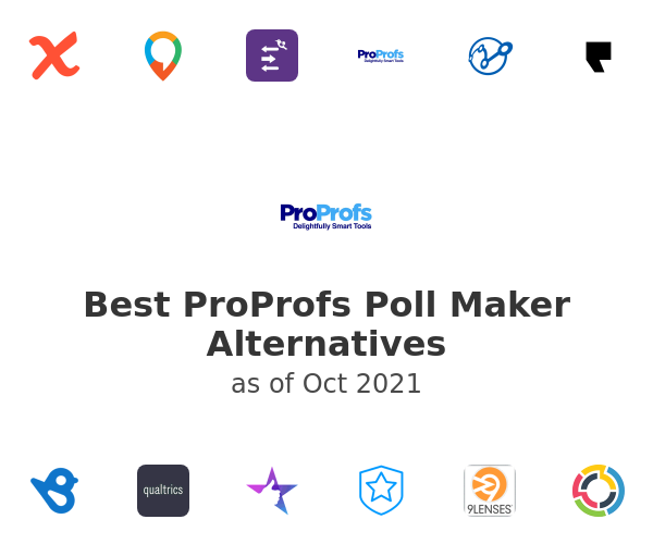 Best ProProfs Poll Maker Alternatives