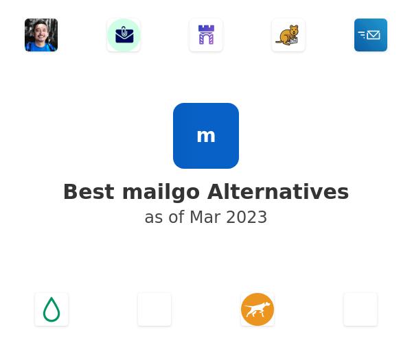 Best mailgo Alternatives