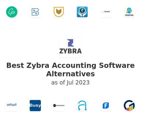 Best Zybra Accounting Software Alternatives