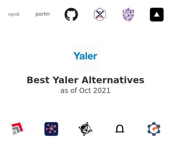 Best Yaler Alternatives