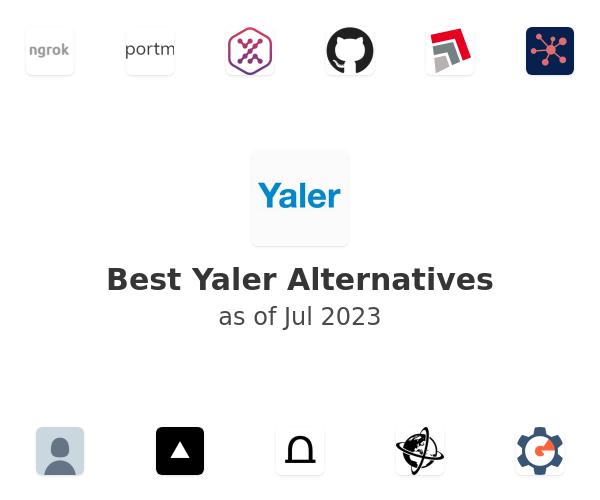 Best Yaler Alternatives