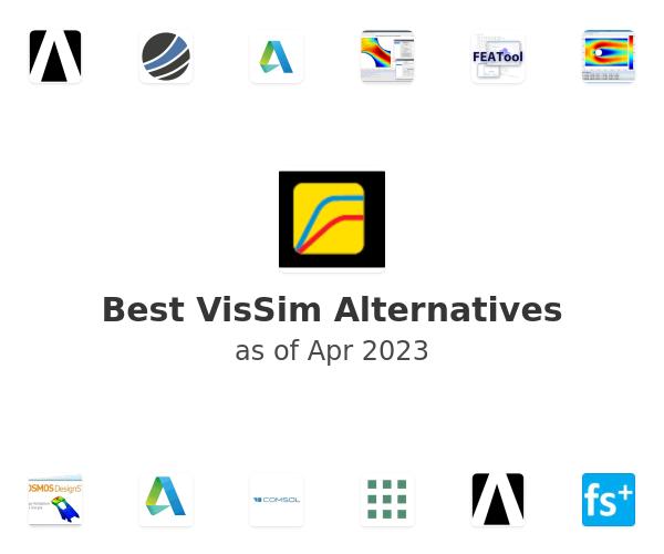 Best VisSim Alternatives