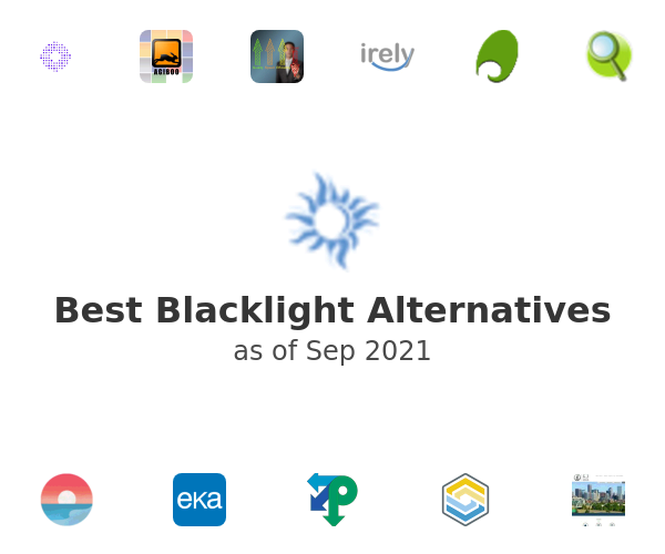 Best Blacklight Alternatives