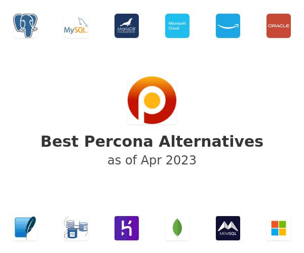 Best Percona Alternatives