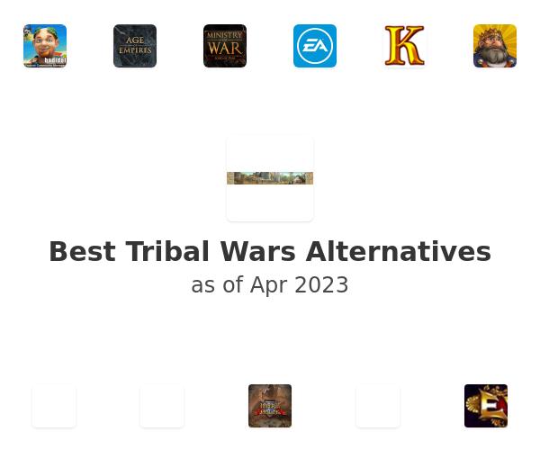 Best Tribal Wars Alternatives