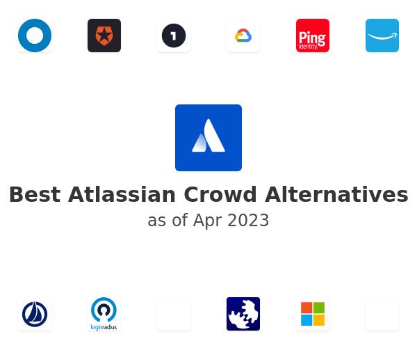 Best Atlassian Crowd Alternatives