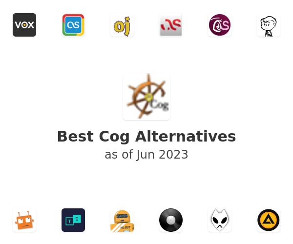 Best Cog Alternatives