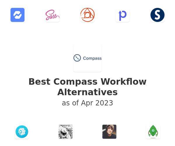 Best Compass Workflow Alternatives
