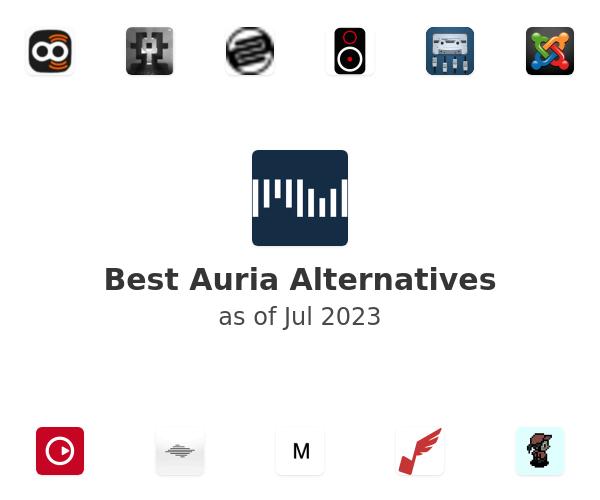 Best Auria Alternatives