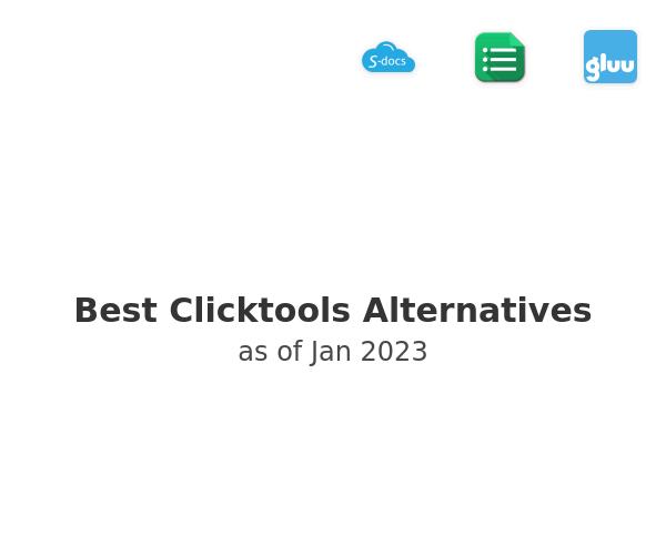 Best Clicktools Alternatives