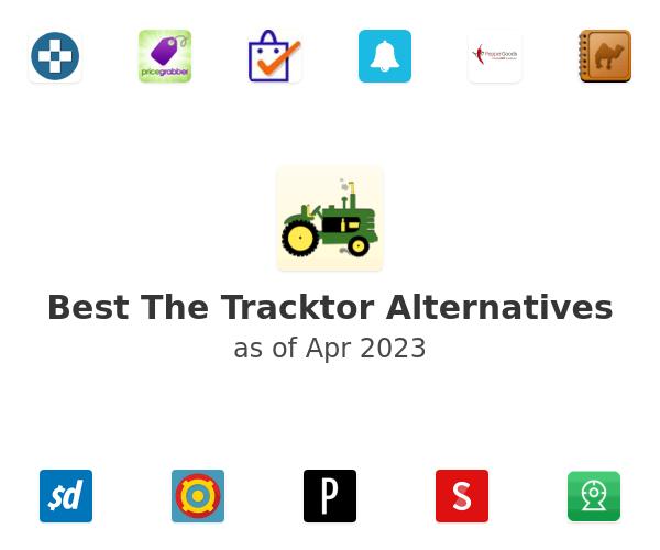 Best The Tracktor Alternatives