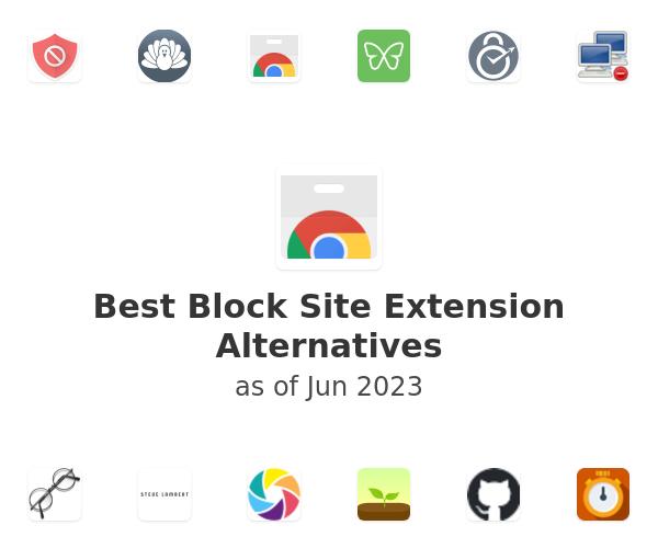Best Block Site Extension Alternatives