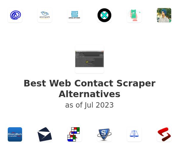 Best Web Contact Scraper Alternatives