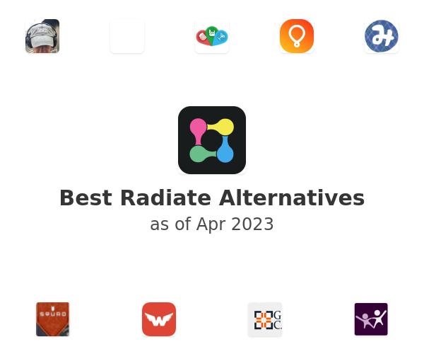 Best Radiate Alternatives