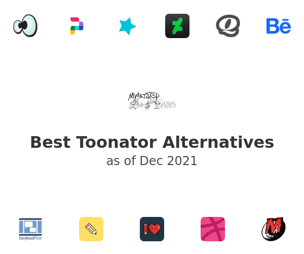 Best Toonator Alternatives