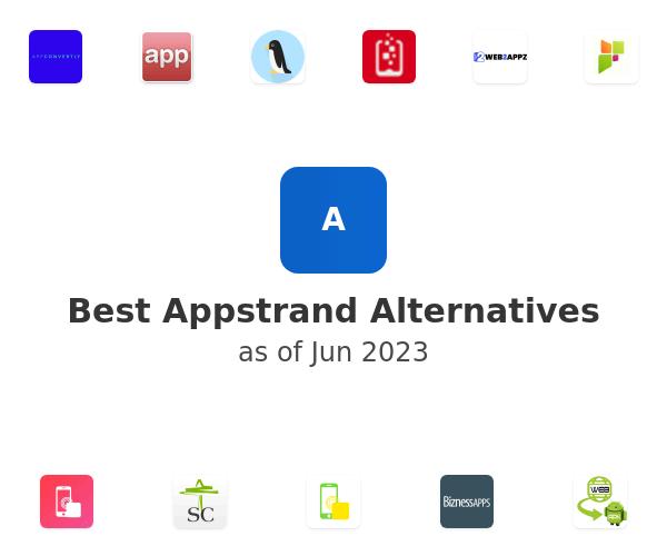 Best Appstrand Alternatives