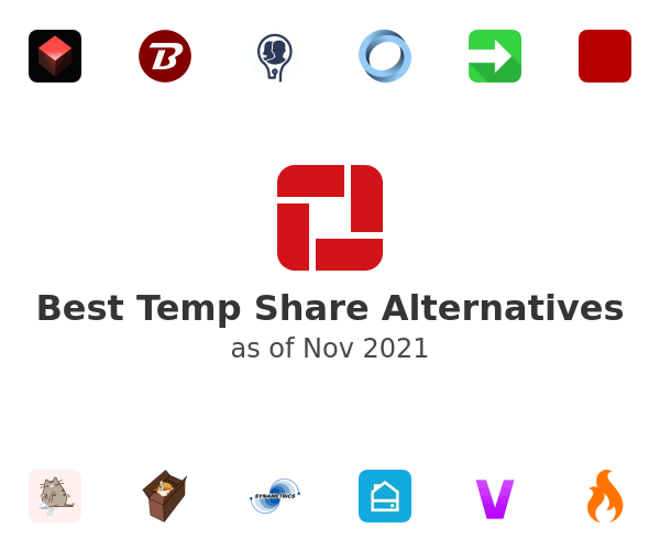 Best Temp Share Alternatives