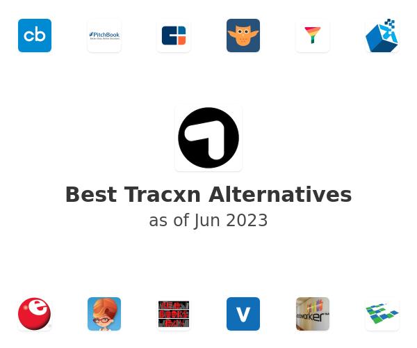 Best Tracxn Alternatives