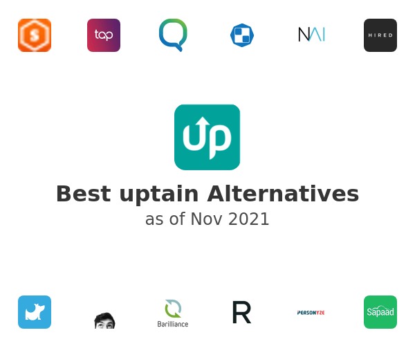 Best uptain Alternatives