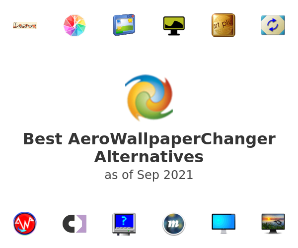 Best AeroWallpaperChanger Alternatives