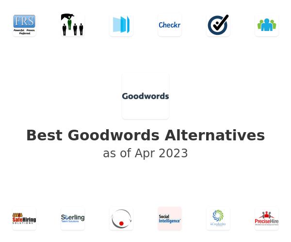 Best Goodwords Alternatives
