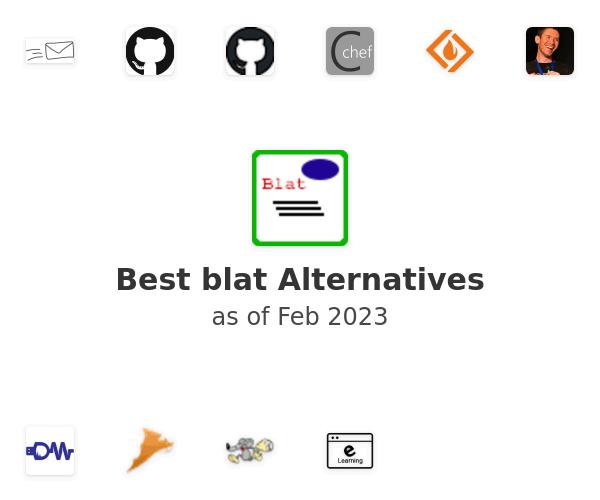 Best blat Alternatives
