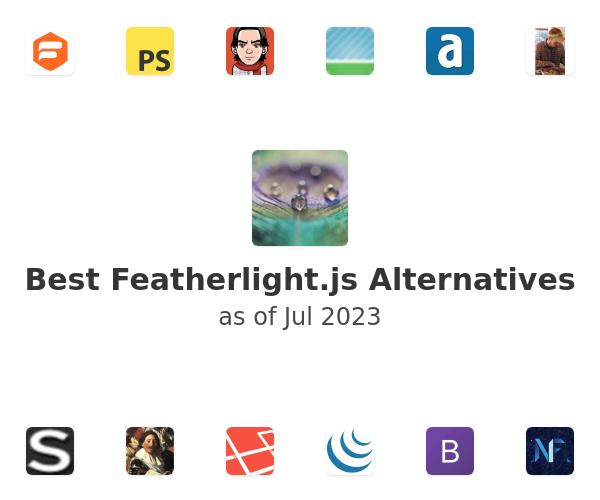 Best Featherlight.js Alternatives
