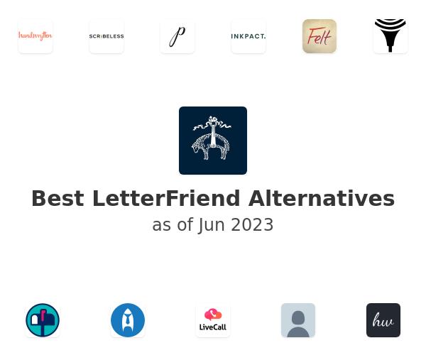 Best LetterFriend Alternatives