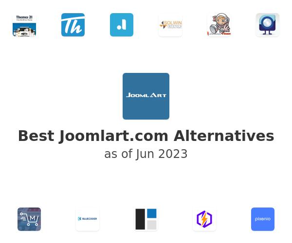 Best Joomlart.com Alternatives