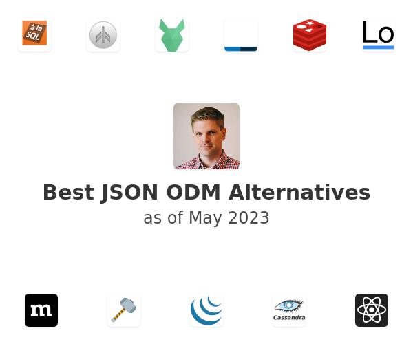 Best JSON ODM Alternatives