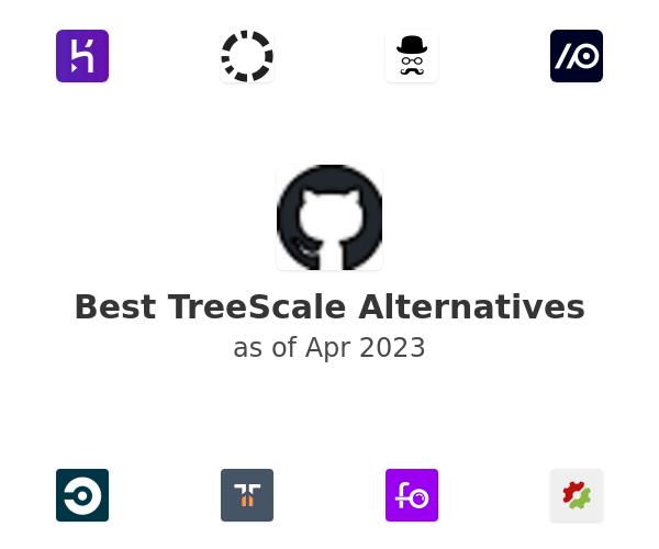 Best TreeScale Alternatives