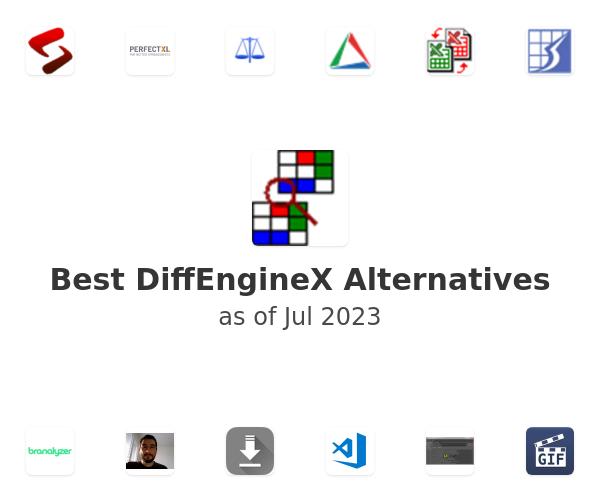 Best DiffEngineX Alternatives