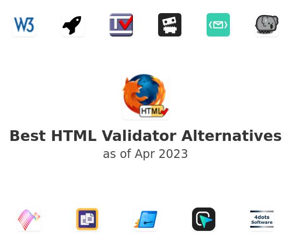 Best HTML Validator Alternatives