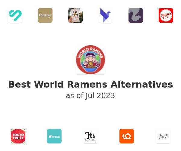 Best World Ramens Alternatives