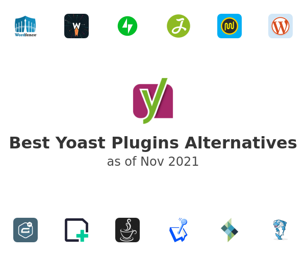 Best Yoast Plugins Alternatives