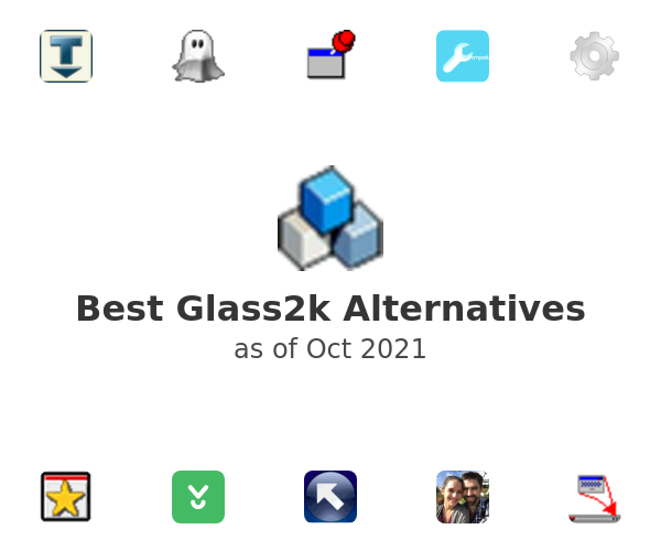 Best Glass2k Alternatives