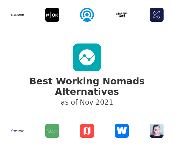 Best Working Nomads Alternatives