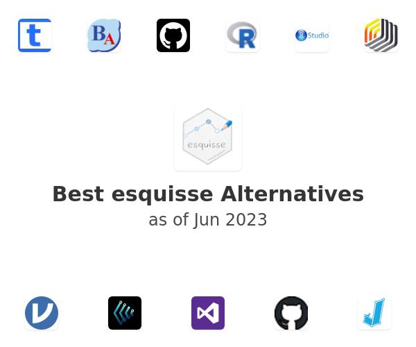 Best esquisse Alternatives