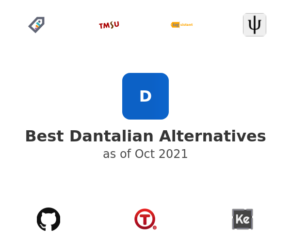 Best Dantalian Alternatives