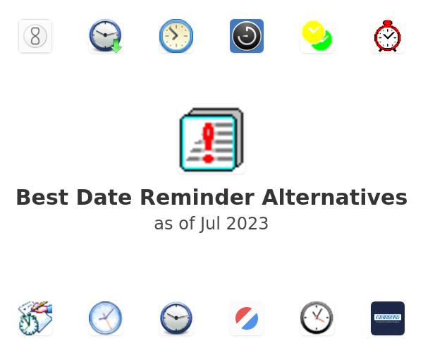 Best Date Reminder Alternatives