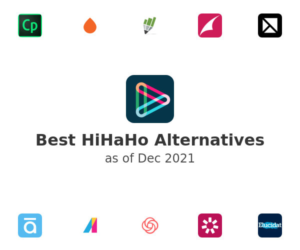 Best HiHaHo Alternatives