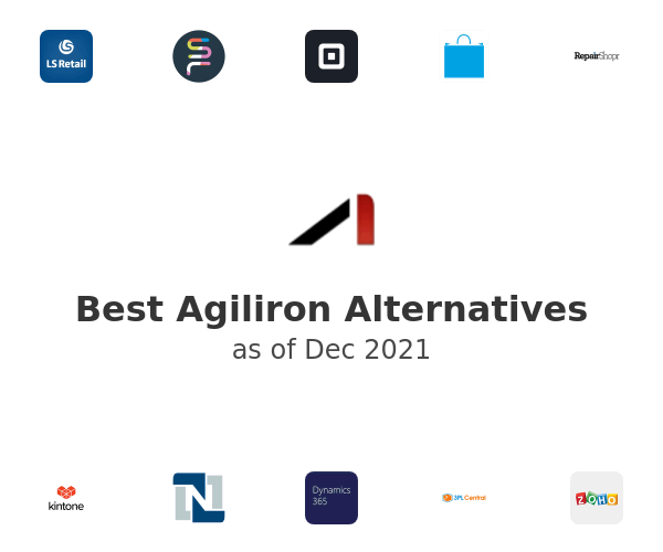 Best Agiliron Alternatives