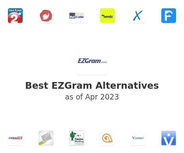 Best EZGram Alternatives