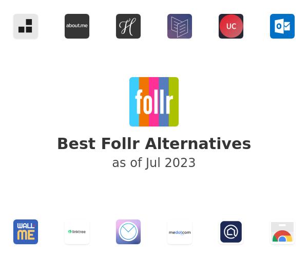 Best Follr Alternatives