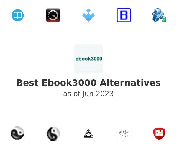 Best Ebook3000 Alternatives