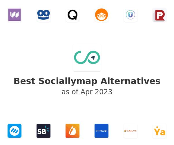 Best Sociallymap Alternatives