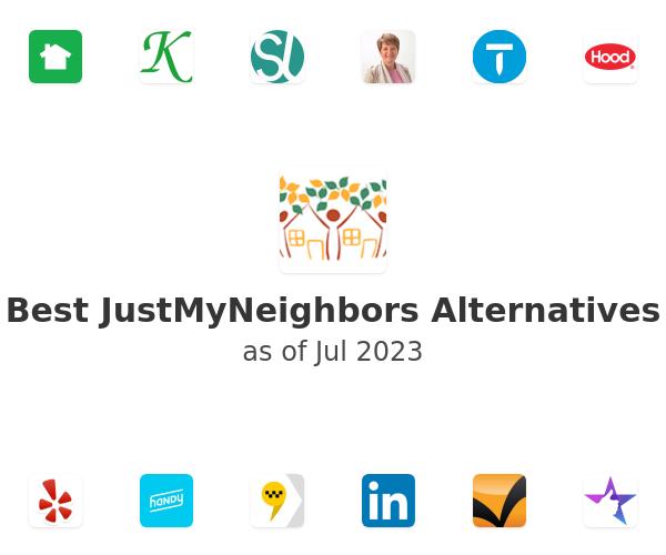 Best JustMyNeighbors Alternatives